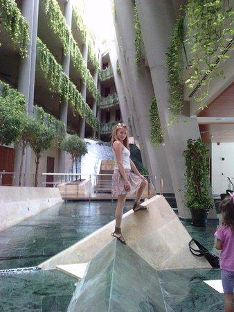 Protur Roquetas Hotel & Spa: halls