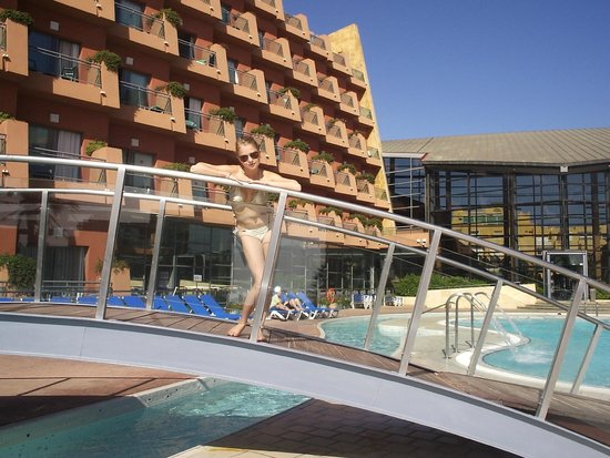 Protur Roquetas Hotel & Spa: piscinas