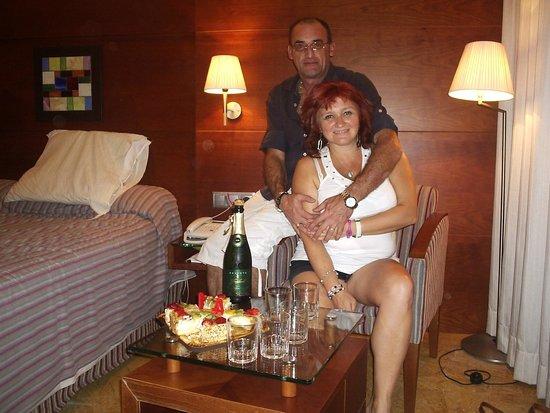 Protur Roquetas Hotel & Spa: habitacion