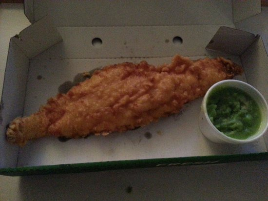 Micky's Fish and Chips: Fish