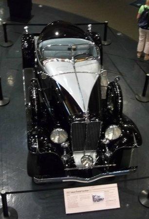 Heritage Museums & Gardens: heritage garden car exhibit best car I've ever seen