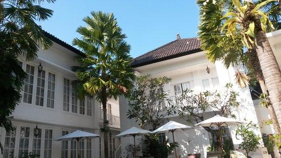 The Colony Hotel Bali: Hotel view