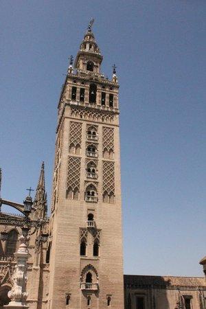Torre Giralda: La Giralda