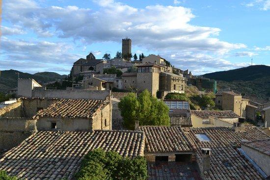 Parador de Sos del Rey Catolico : View of the village from the Parador