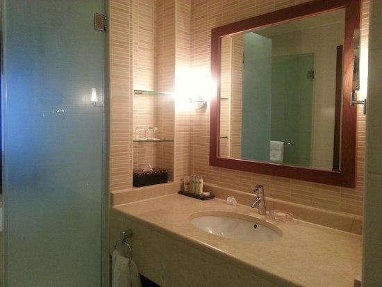 Radisson Blu Resort Fujairah : Bathroom