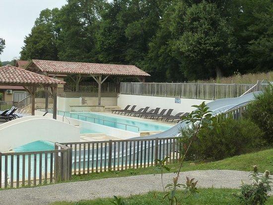 Belambra Clubs - Les Portes de Dordogne: les piscines