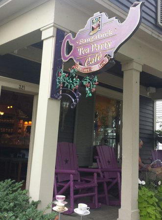 Saugatuck Tea Cafe and Gifts