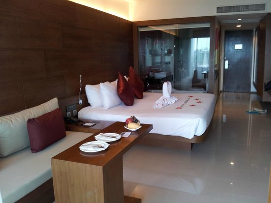 Novotel Phuket Kata Avista Resort and Spa : Deluxe Room