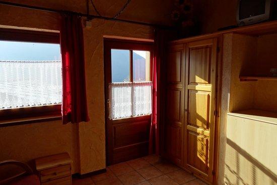 Residence Trompe-L'oeil : Porta del Terrazzo