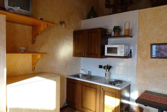 Residence Trompe-L'oeil : Angolo Cucina