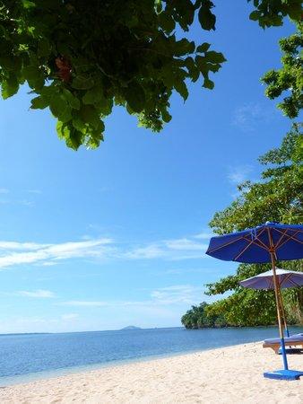 Siladen Resort & Spa: il nostro angolo di spaiggia davanti alla villa