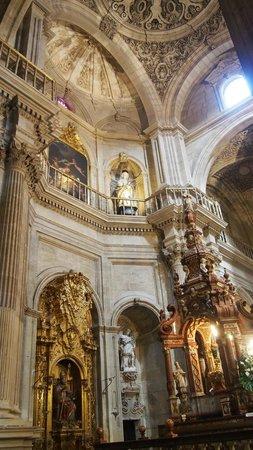 Catedral de Granada: vue intérieure 2
