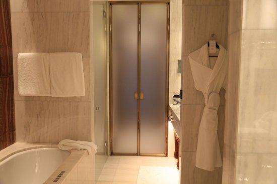 Park Hyatt Vienna: bathroom