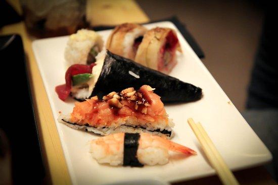 Sushi - La Nipona