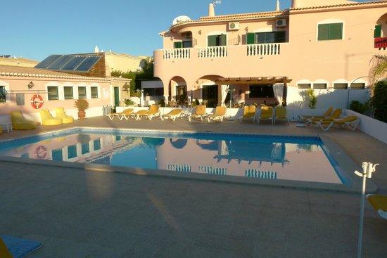 Solar de Mos Hotel: Pool