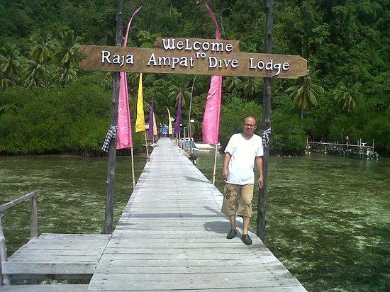 Raja Ampat Dive Lodge : Memang indah menawan !!!!!