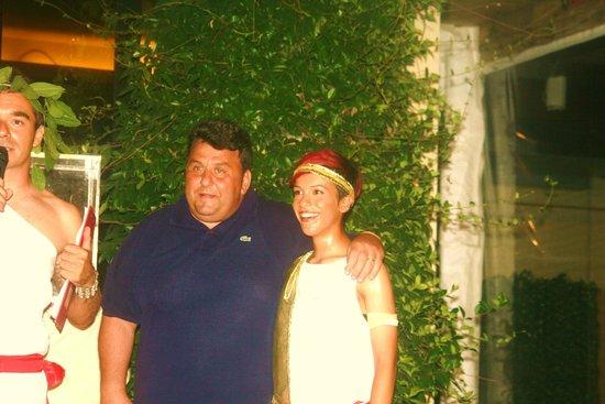 Park Hotel Kursaal: estate 2014