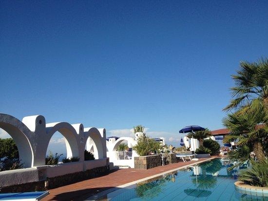 Poggio Aragosta Hotel & Spa: Piscina