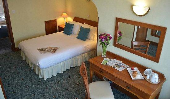 Ayrshire & Galloway Hotel: Double bedroom