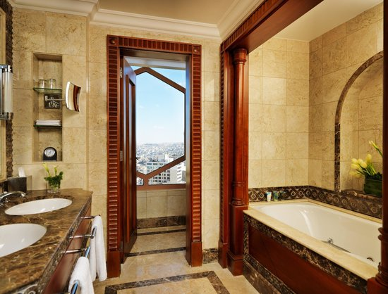 Grand Hyatt Amman: Bathroom