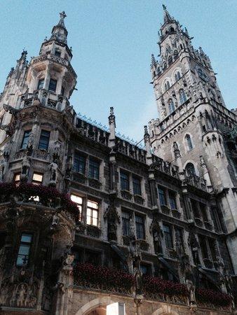 Marienplatz: 新市庁舎