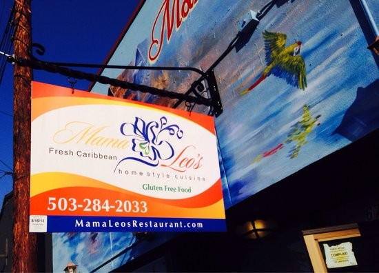 Photo of Caribbean Restaurant Mama Leo's at 6728 Ne Sandy Blvd, Portland, OR 97213, United States