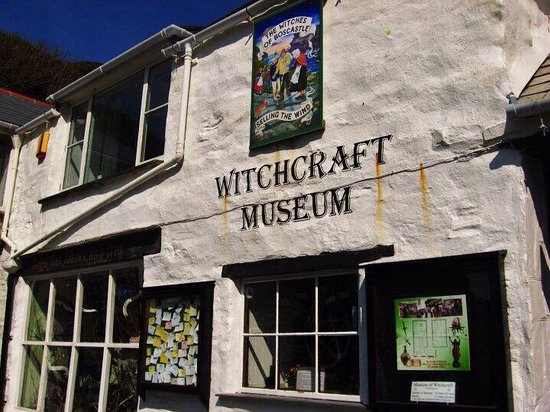 The Museum of Witchcraft and Magic: Witchcraft museum