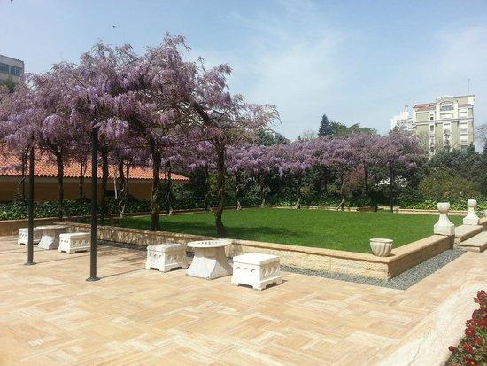 Grand Hyatt Istanbul: Hotel & Grounds-2