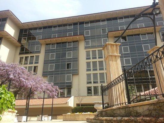 Grand Hyatt Istanbul : Hotel & Grounds-6