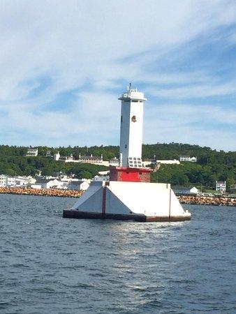 Chippewa Hotel Waterfront: Lighthouse
