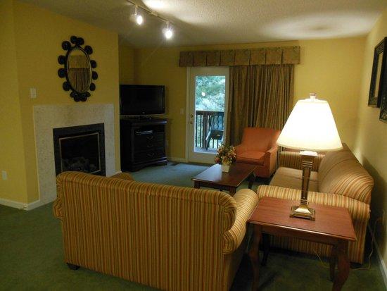The Summit - 3640: Living Room