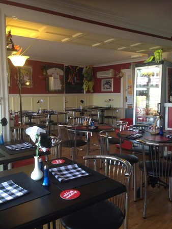 Verna's Pepper Shack: Fab food, clean place and just great people