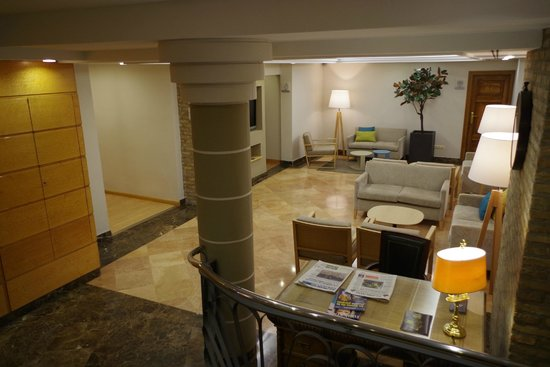 Hotel Avenida: Salon de l'hôtel