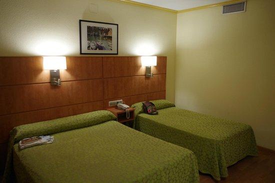 Hotel Avenida : Chambre 109