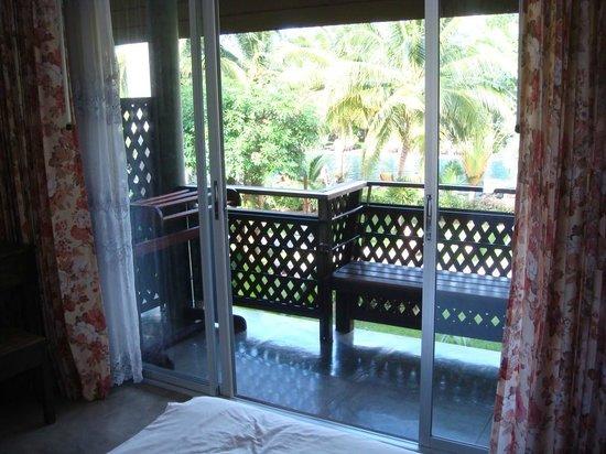 Royal River Kwai Resort & Spa : Balcony