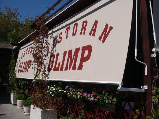 Restoran Olimp