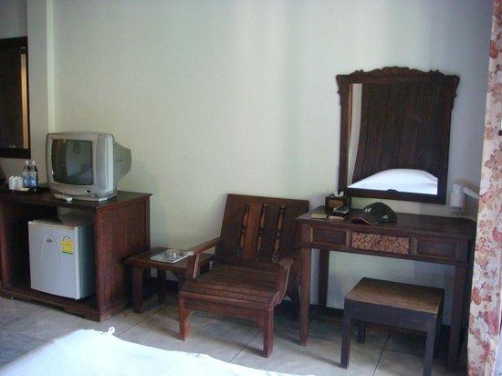Royal River Kwai Resort & Spa : Room