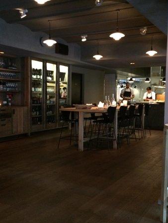 Kadeau: The restaurant