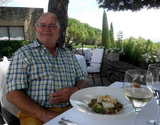 Restaurant Les Bories : Genieten ...