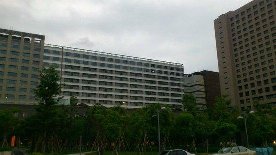 Silks Place Tainan: 側翼