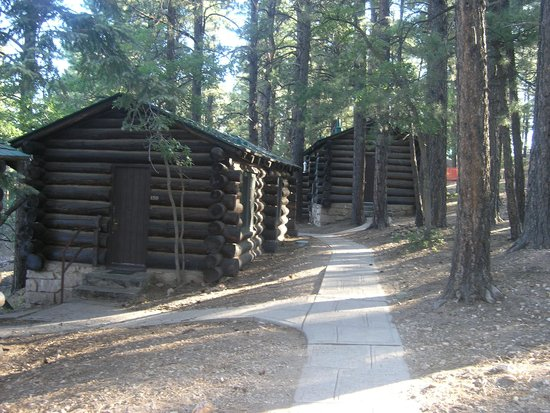 Grand Canyon Lodge - North Rim: Cabin view