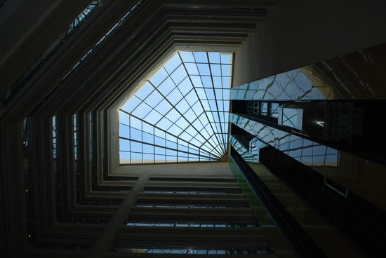 DoubleTree by Hilton Hotel Aqaba: hall