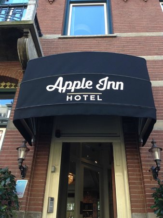 Hotel Apple Inn: ingresso