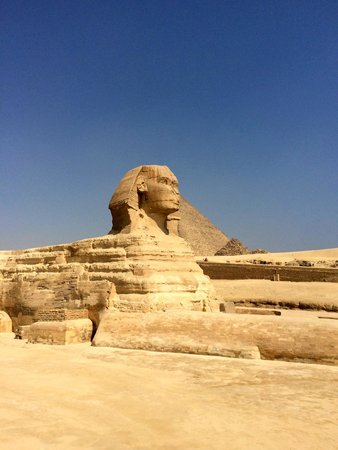 Memphis Tours: The Great Sphinx