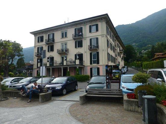 Albergo Lenno: Hotel Lenno from Ferry Terminal