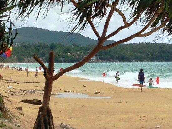 Karon Beach - August 2014