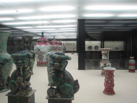 Museo Calouste Gulbenkian: chinese collection