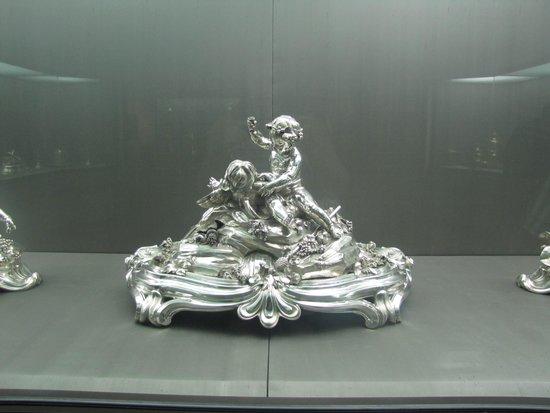 Museo Calouste Gulbenkian: silver collection