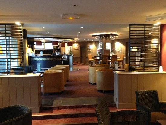 Mercure Hotel Omaha Beach : Lobby