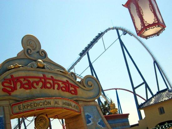 PortAventura Park: Shambala la hypercoaster de PortAventura